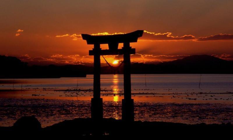Tori, viajar a Japón en agosto