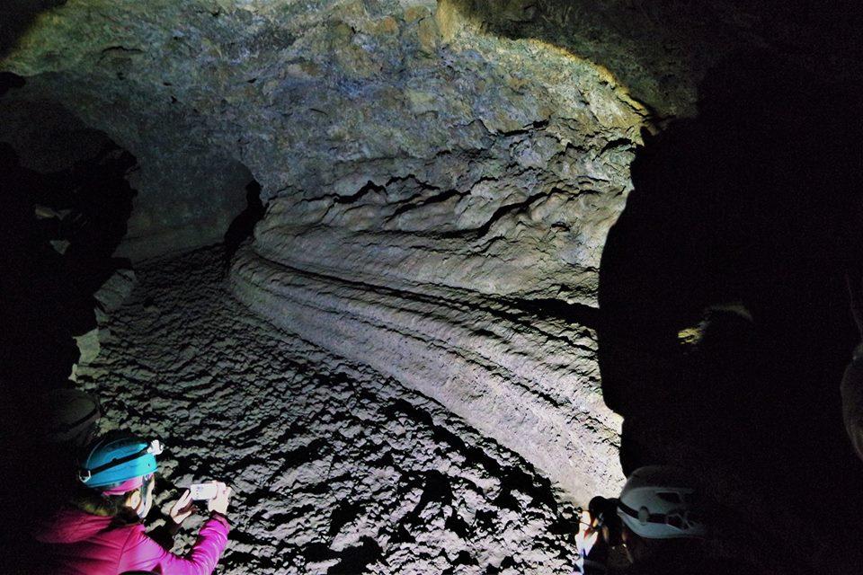 Visita a la Cueva del Viento, Tenerife