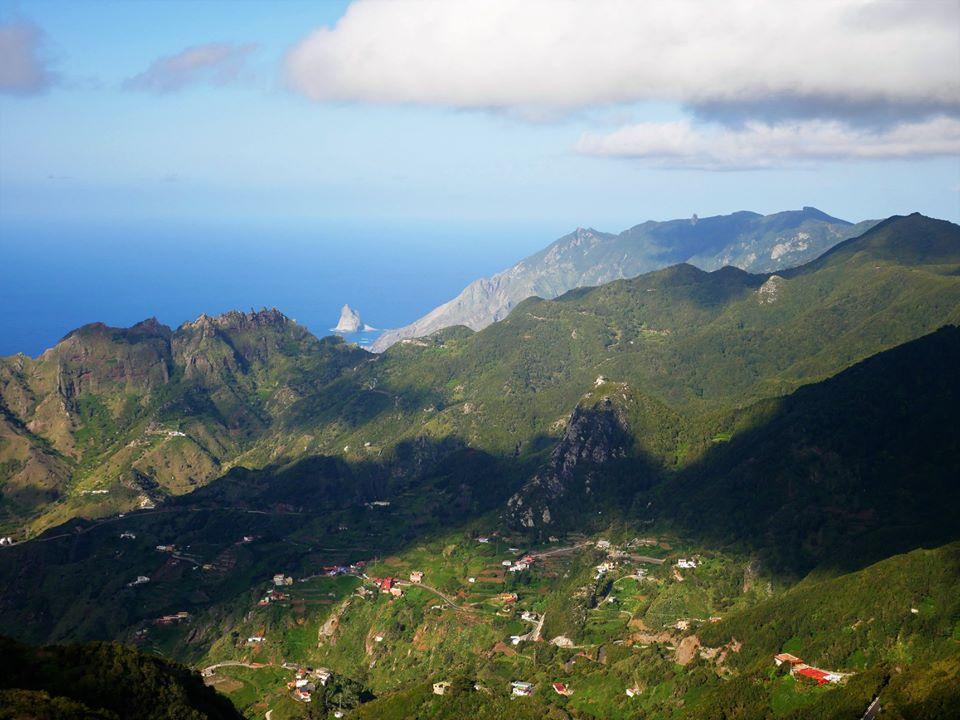 Vistas desde el Pico del Inglés