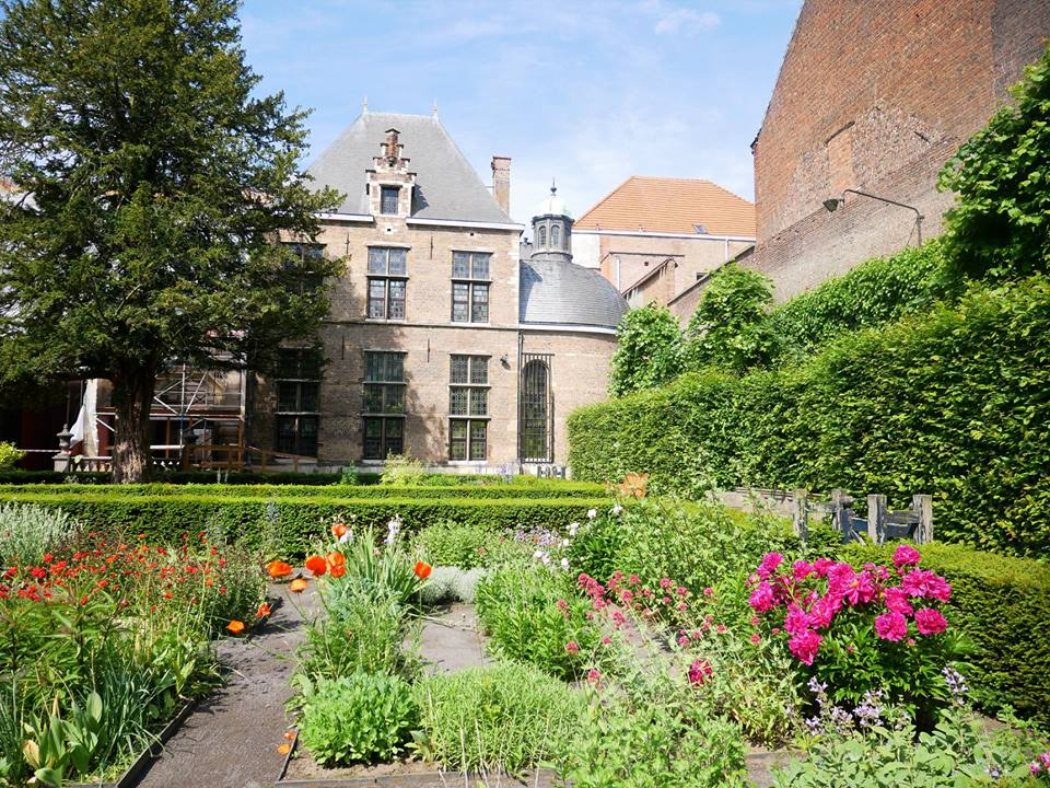 Casa - Museo de Rubens en Amberes