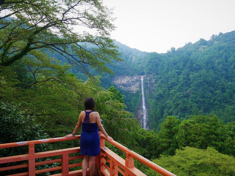 Cascada de Nachi