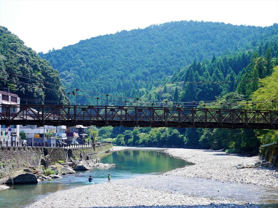 Hongu, villa termal de Wayakama