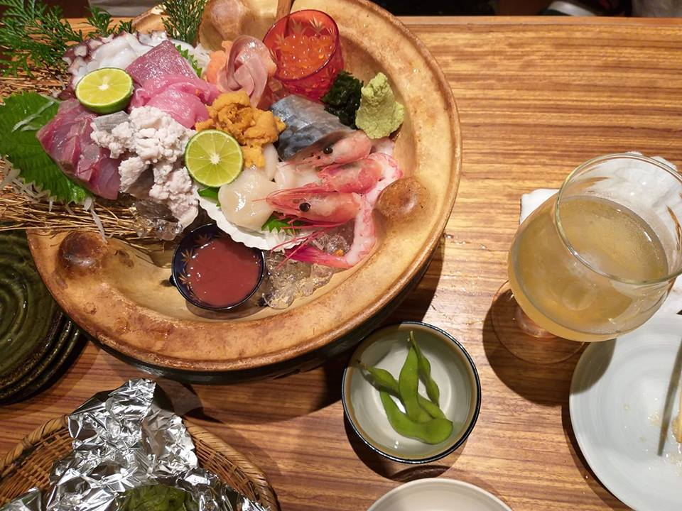 Sushi en Wakayama