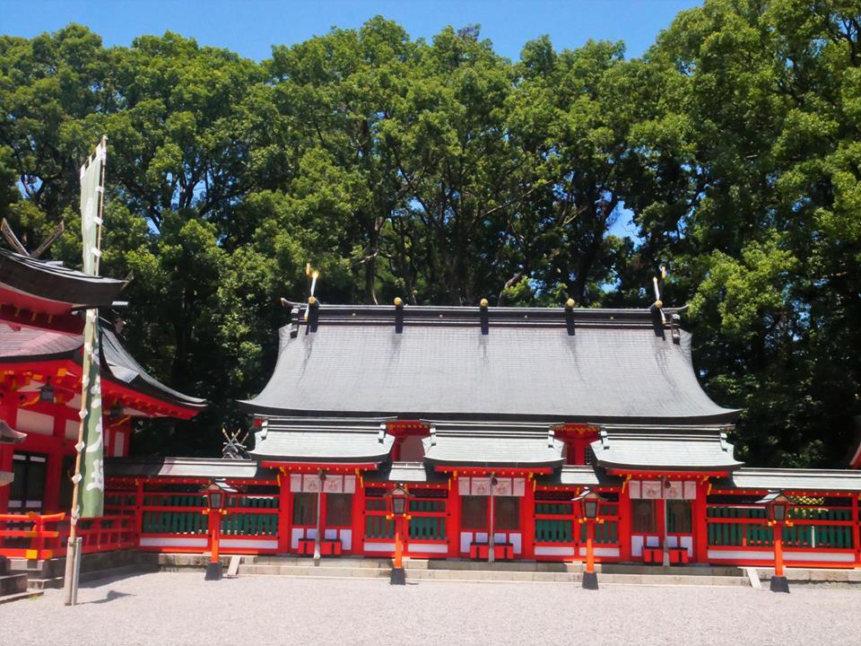 Templos de Shingu