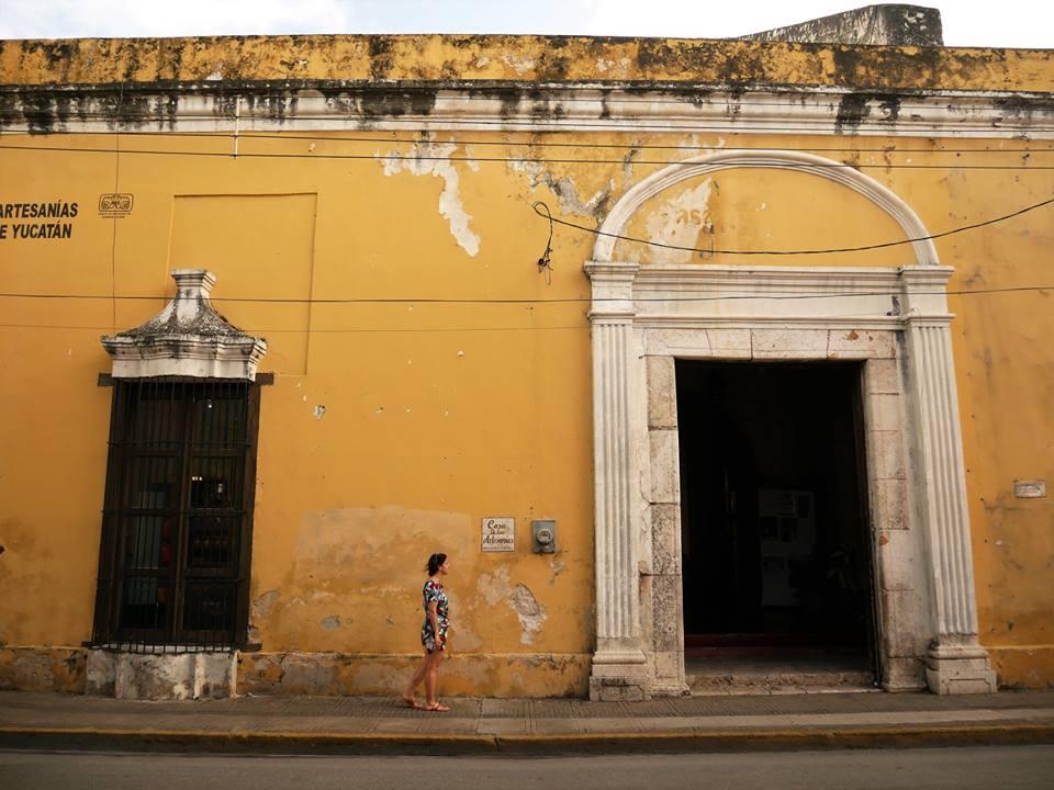 Callejeando por Mérida