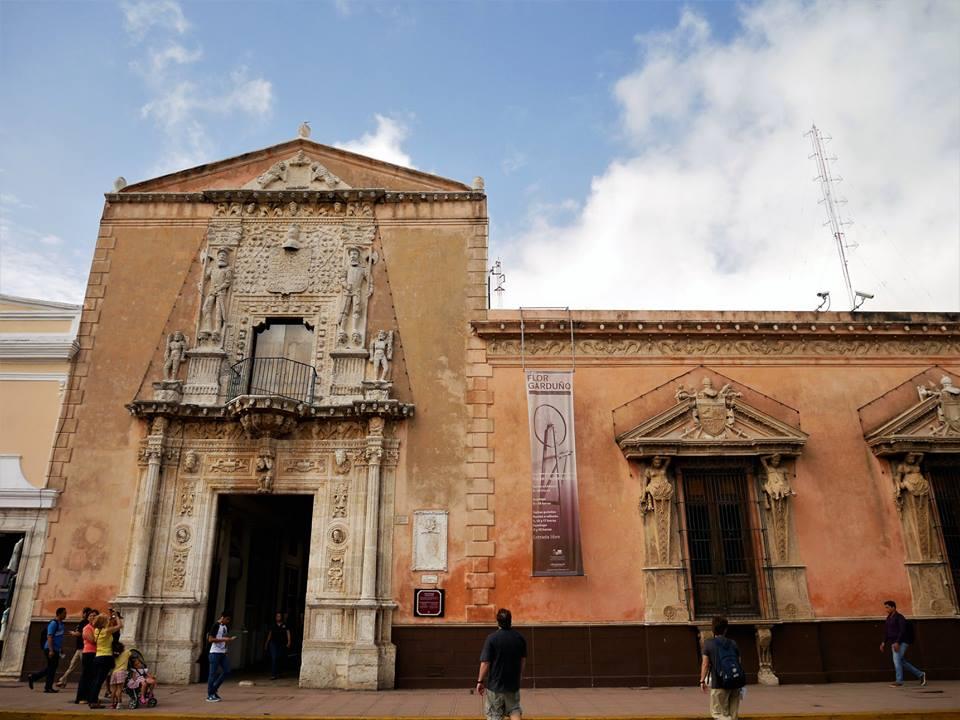 Casa de Montejo, Mérida