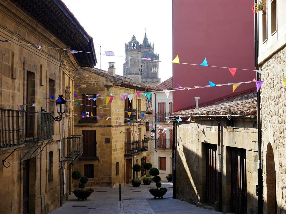 Elciego, La Rioja alavesa