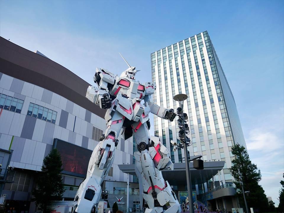 Gundam Unicorn, Divercity