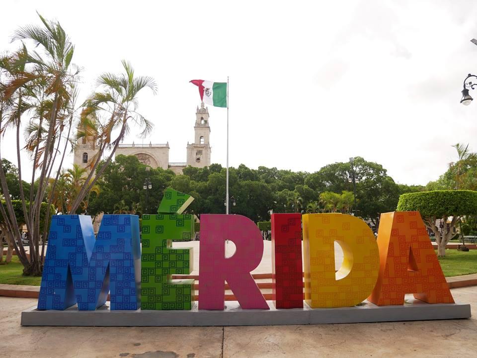 Mérida, capital del Yucatán