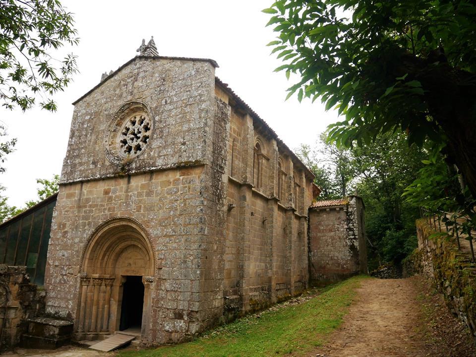 Monasterio de Santa Cristina, Ourense