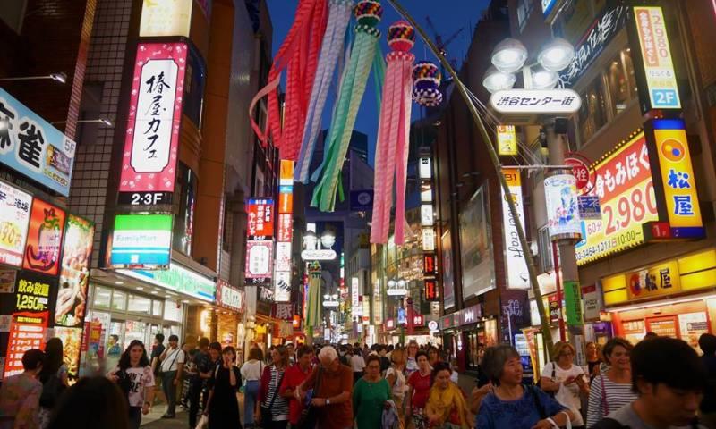 Shibuya, qué ver en Tokio en 3 días
