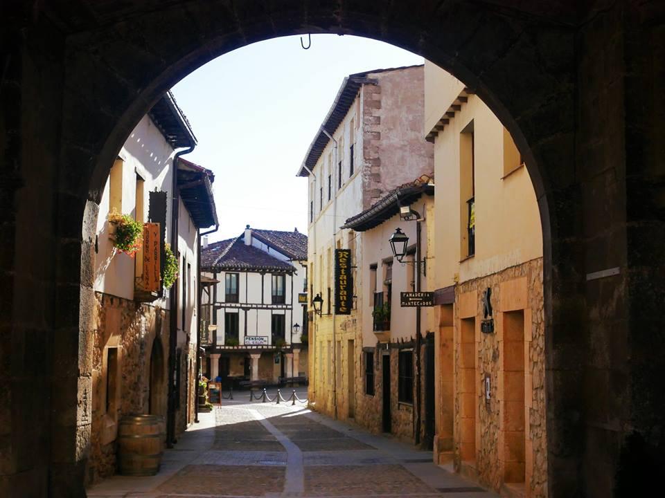 Calles de Covarrubias