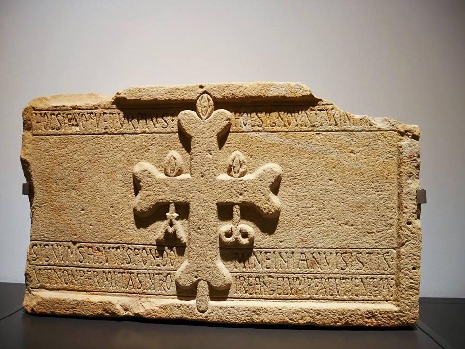 Colección medieval, museo Arqueológico de Asturias