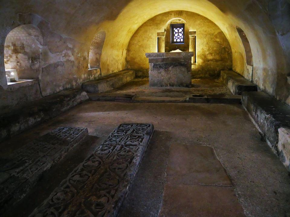 Cripta de Santa Leocadia
