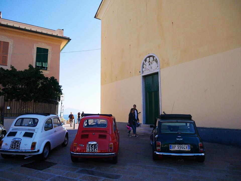 Fiat 500, Génova