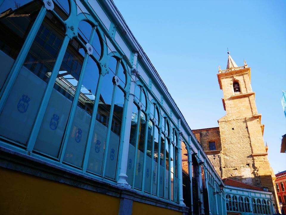 Mercado de Abastos de Oviedo