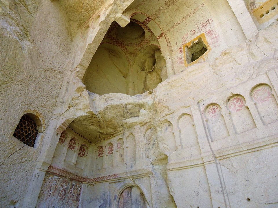 Monasterio, museo al aire libre de Göreme
