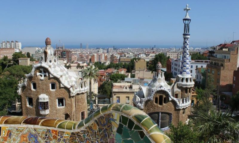 Park Güell, qué ver en Barcelona