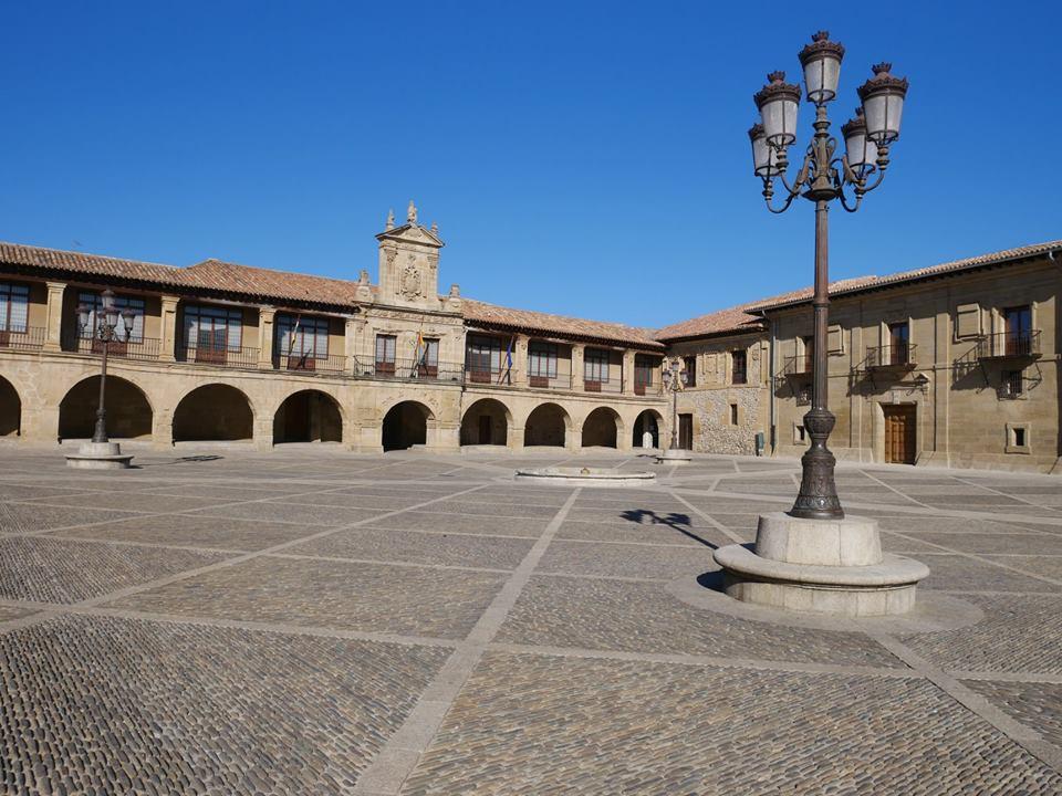 Plaza de España, Santo Domingo de la Calzada