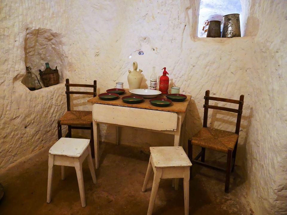 Salita, Casa cueva de Arnedo