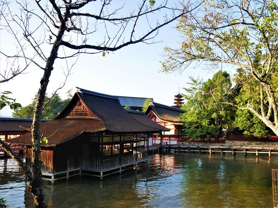 santuario de Itsukushima, visitar Miyajima desde Hiroshima