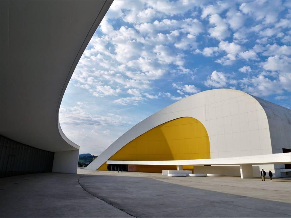 Centro Cultural Niemeyer de Avilés