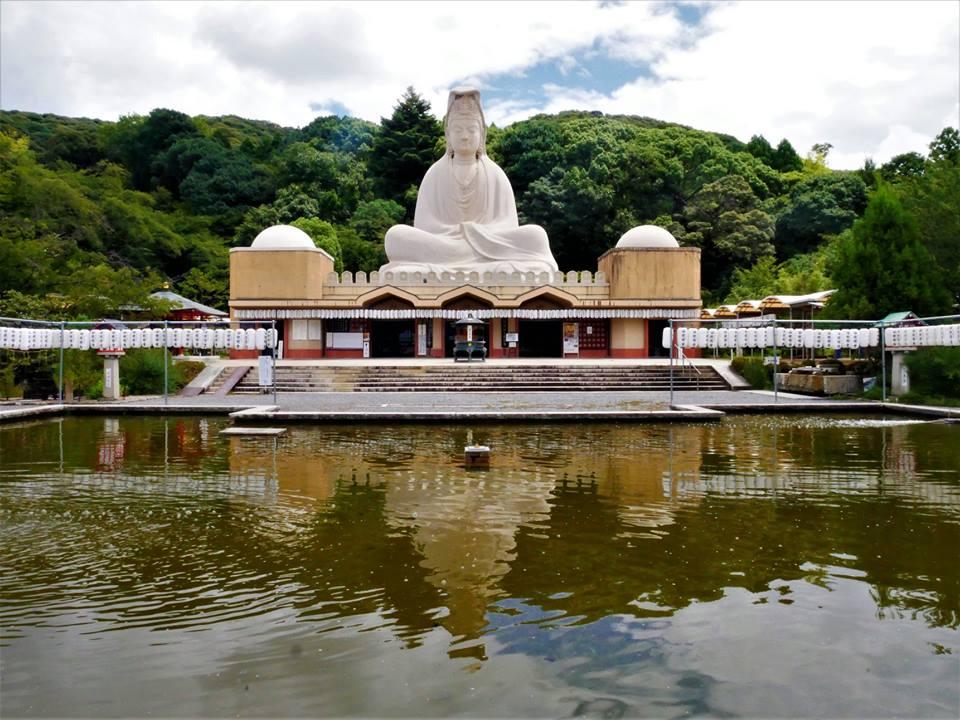 Monumento al soldado desconocido de Kioto