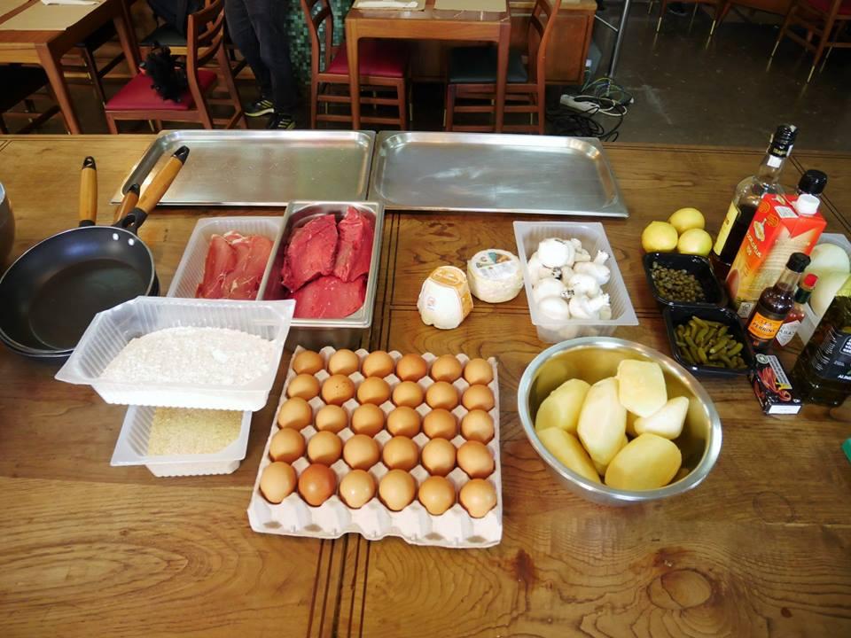 Taller de cocina asturiana