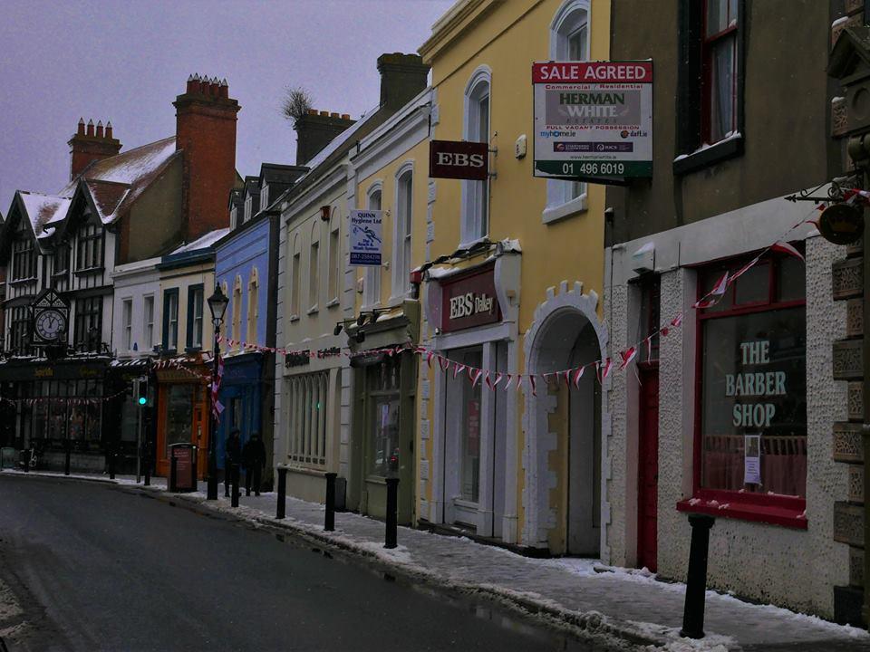 Calle principal de Dalkey