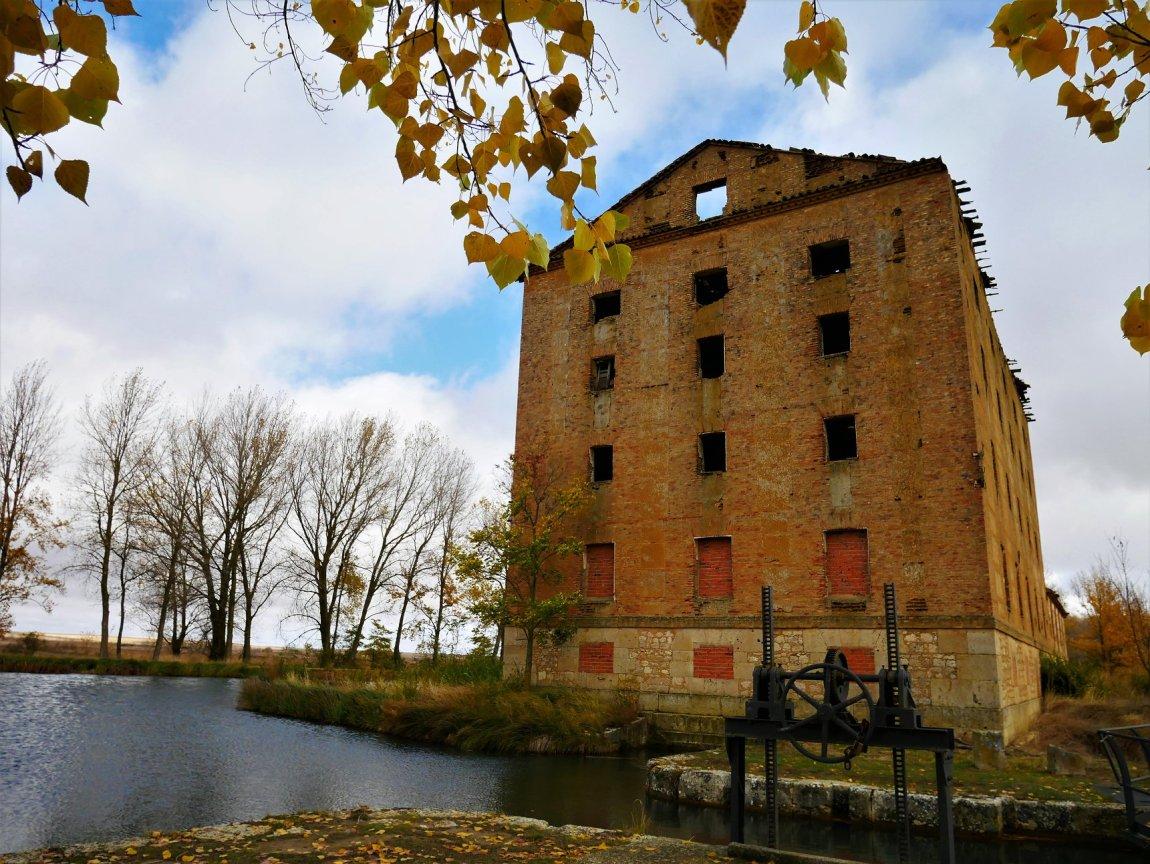 Harineras del Canal de Castilla
