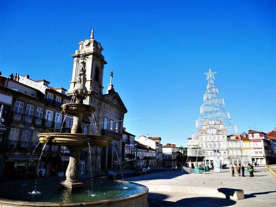 Largo do Torual, qué ver en Guimaraes