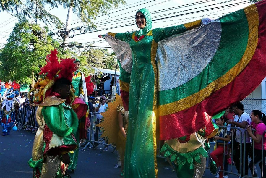 Carnaval de La Vega, República Dominicana