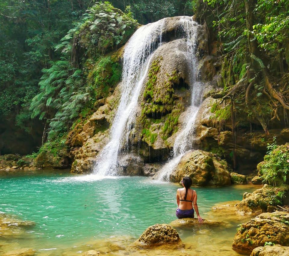 Cascada Salto Limón República Dominicana