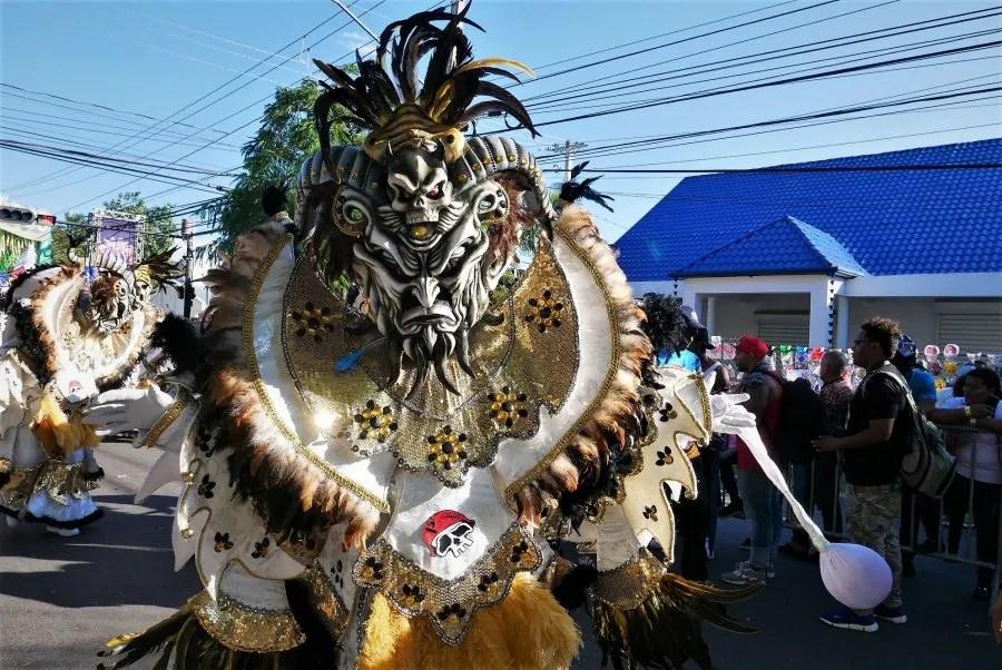 Diablo de La Vega, Carnaval República Dominicana