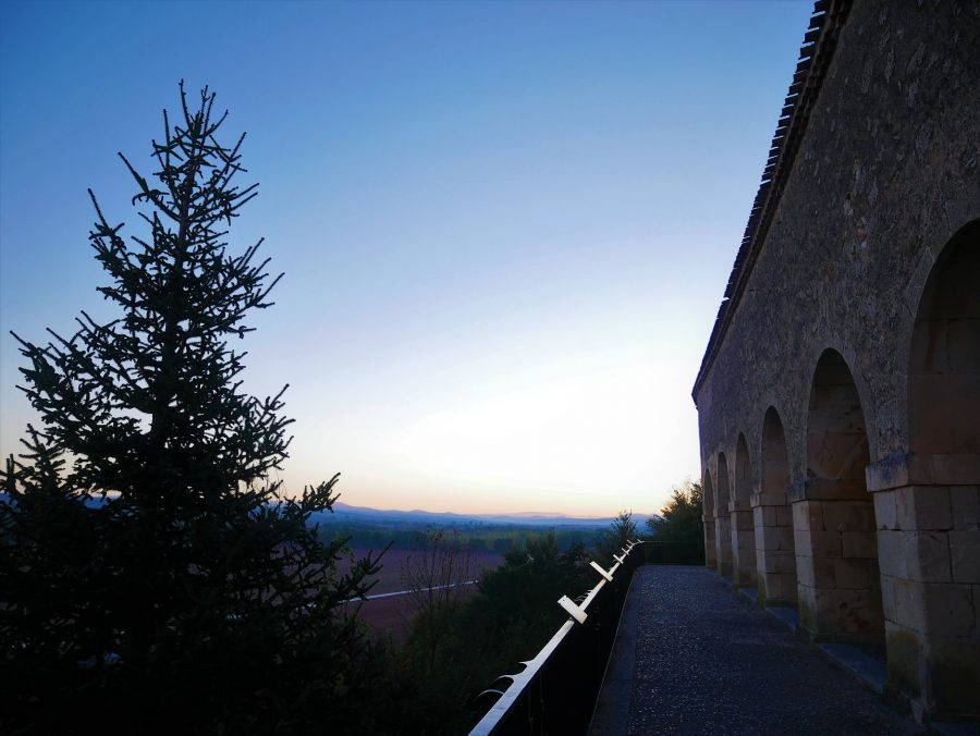 Mirador de los Arcos, Lerma