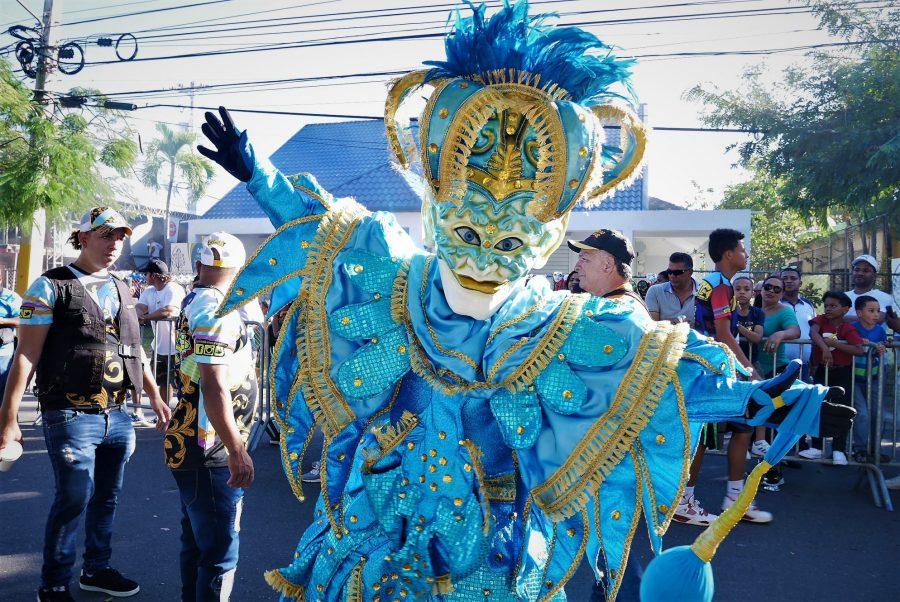 Personajes del carnaval, La Vega