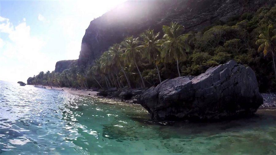 Playa Frontón, Samaná, República Dominicana