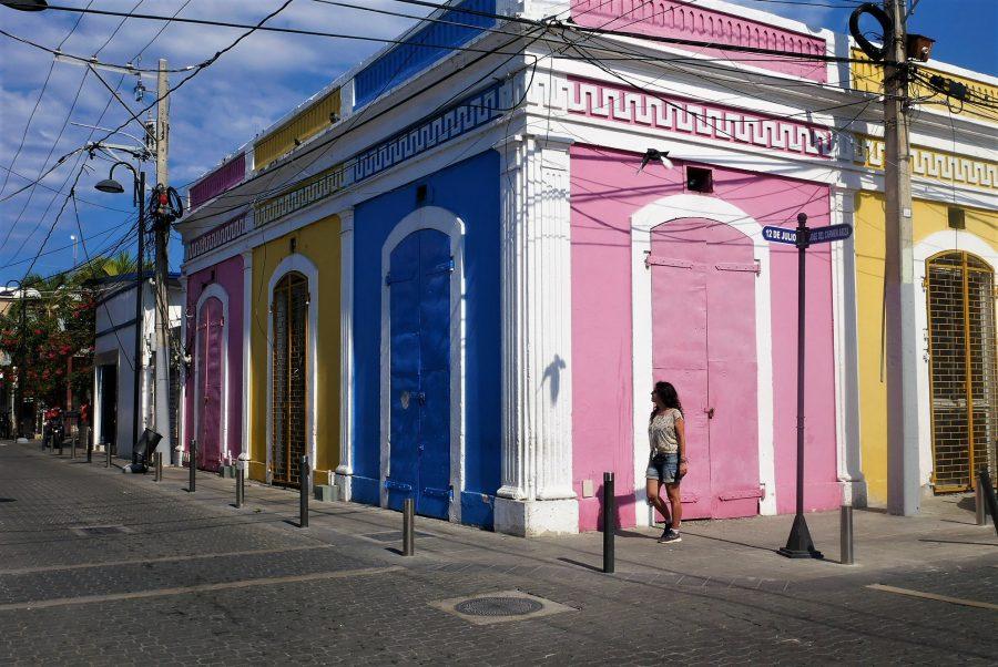 Puerto Plata, casas Victorianas