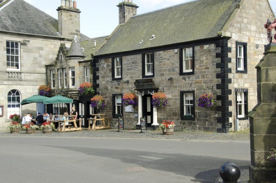 The Coventant Hotel, Falkland