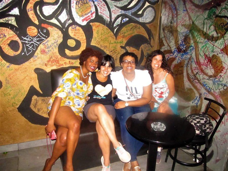 De fiesta en Santo Domingo