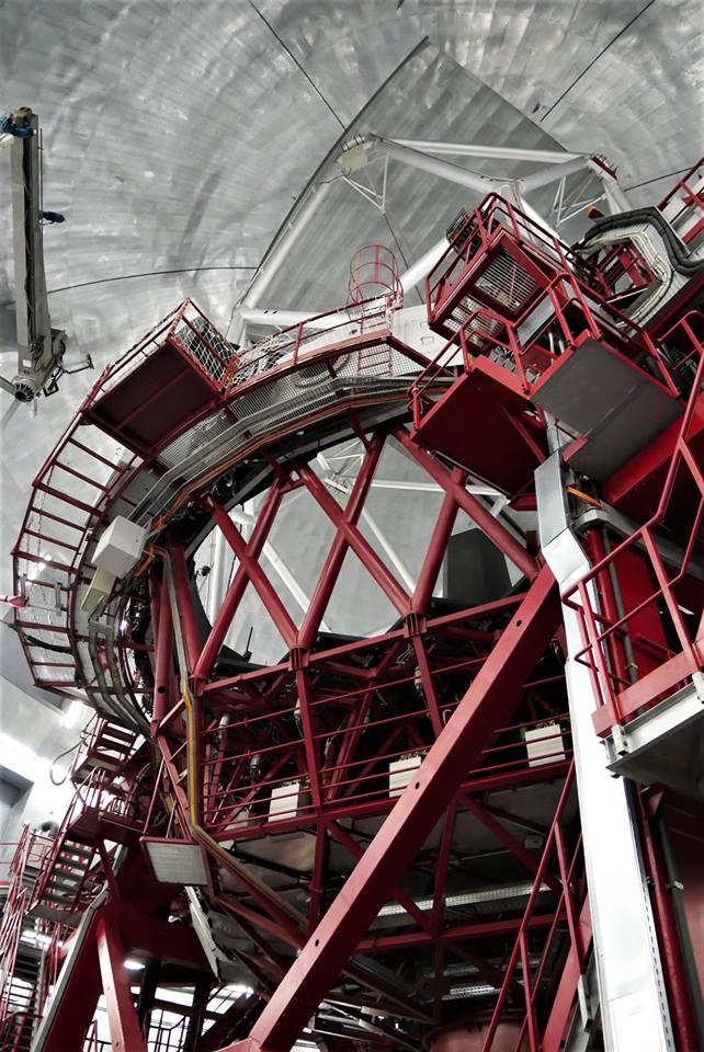 Gran Telescopio Canarias por dentro, visitar La Palma en 3 días