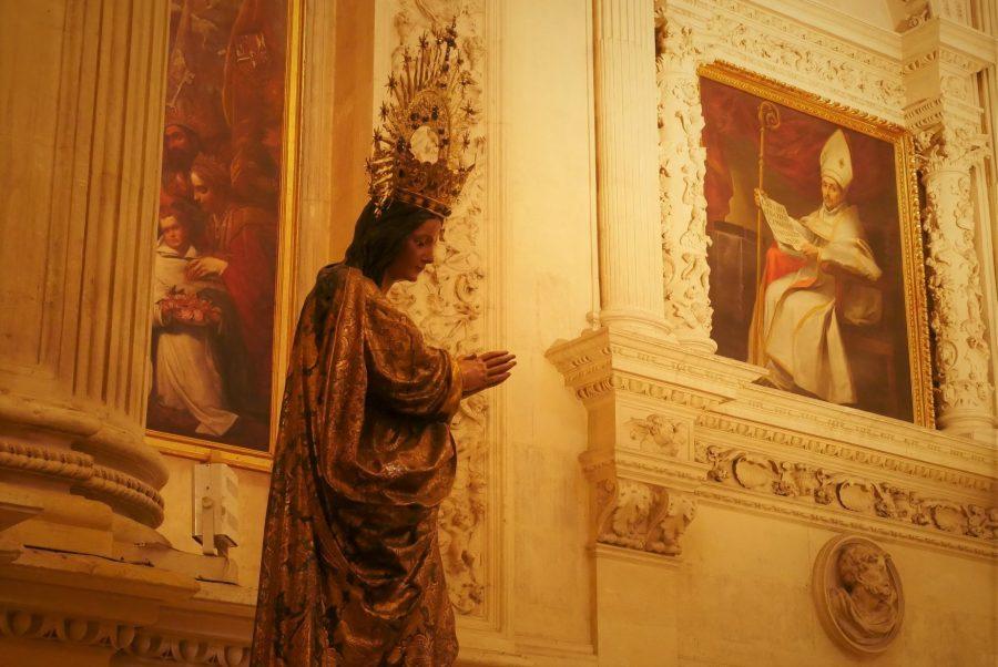 La Inmaculada de Alonso Cano, catedral de Sevilla