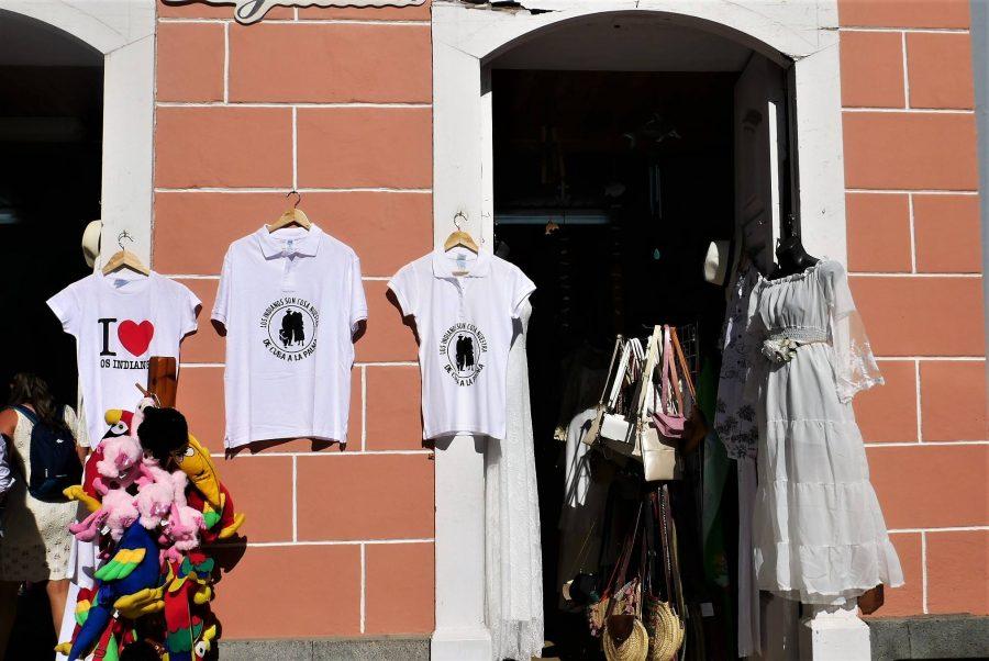 Tiendas de Santa Cruz con ropa para los Indianos