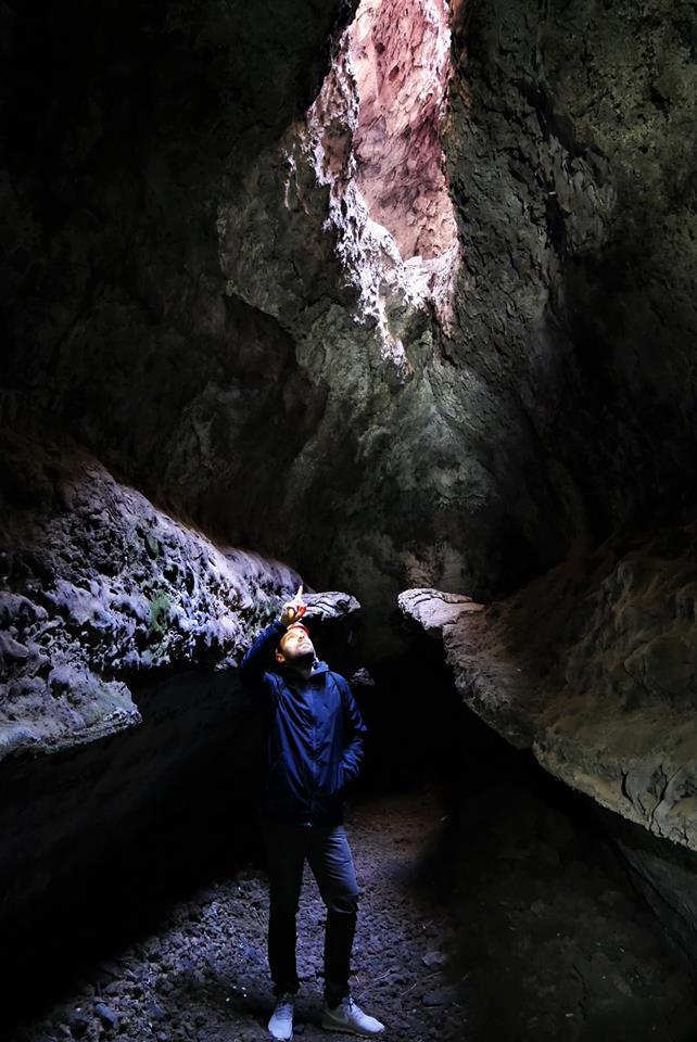 Visita a la Cueva de las Palomas, La Palma en 3 días