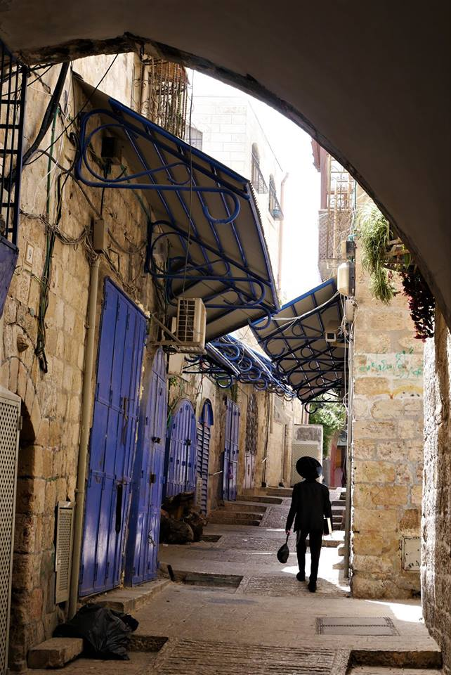 Barrio hebreo de Jerusalén