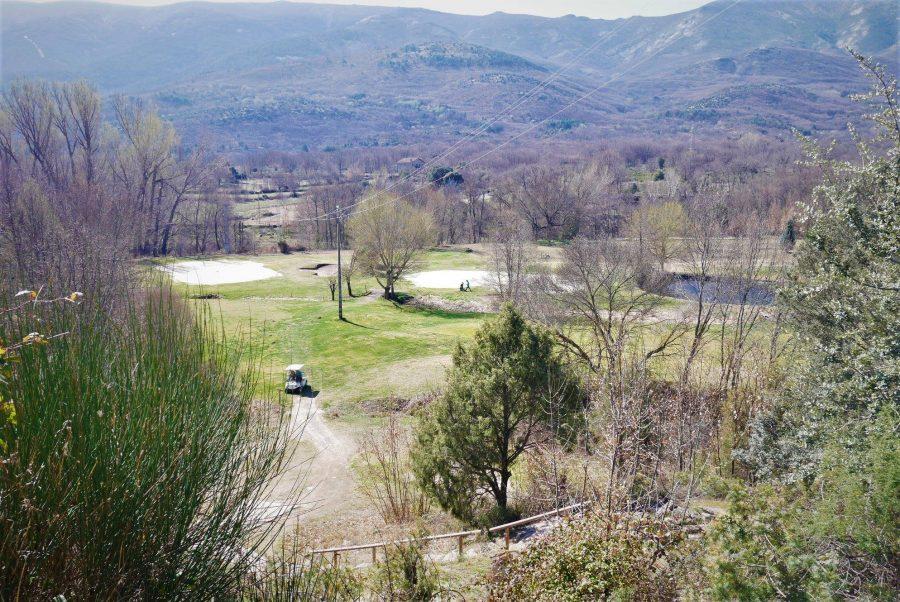 Campo de golf de Navaluenga