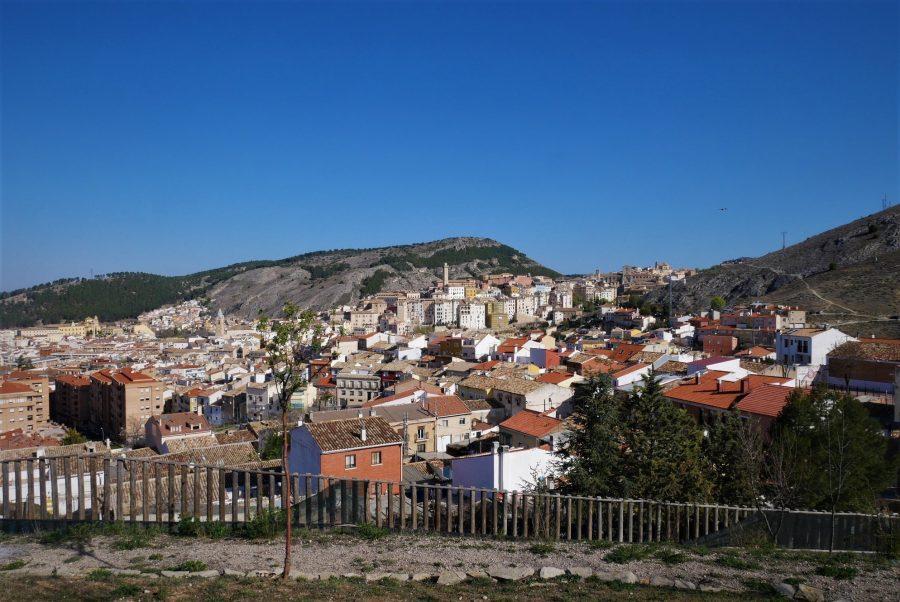 Cuenca desde el MUPA