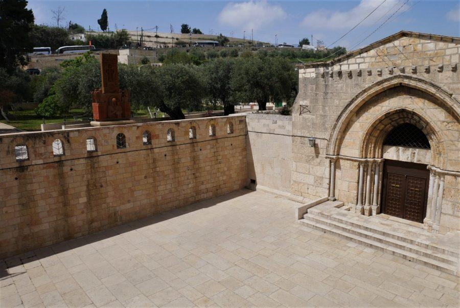 Iglesia del Sepulcro de la Virgen María