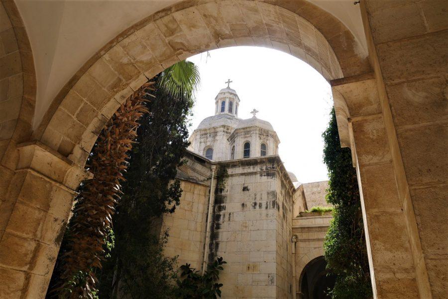 Monasterio de la Flagelación