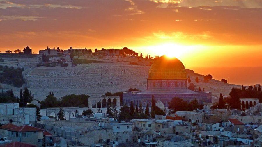 Panorámica de Jerusalén